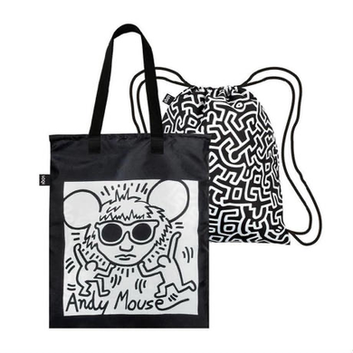 Keith Haring Duo Back Pack