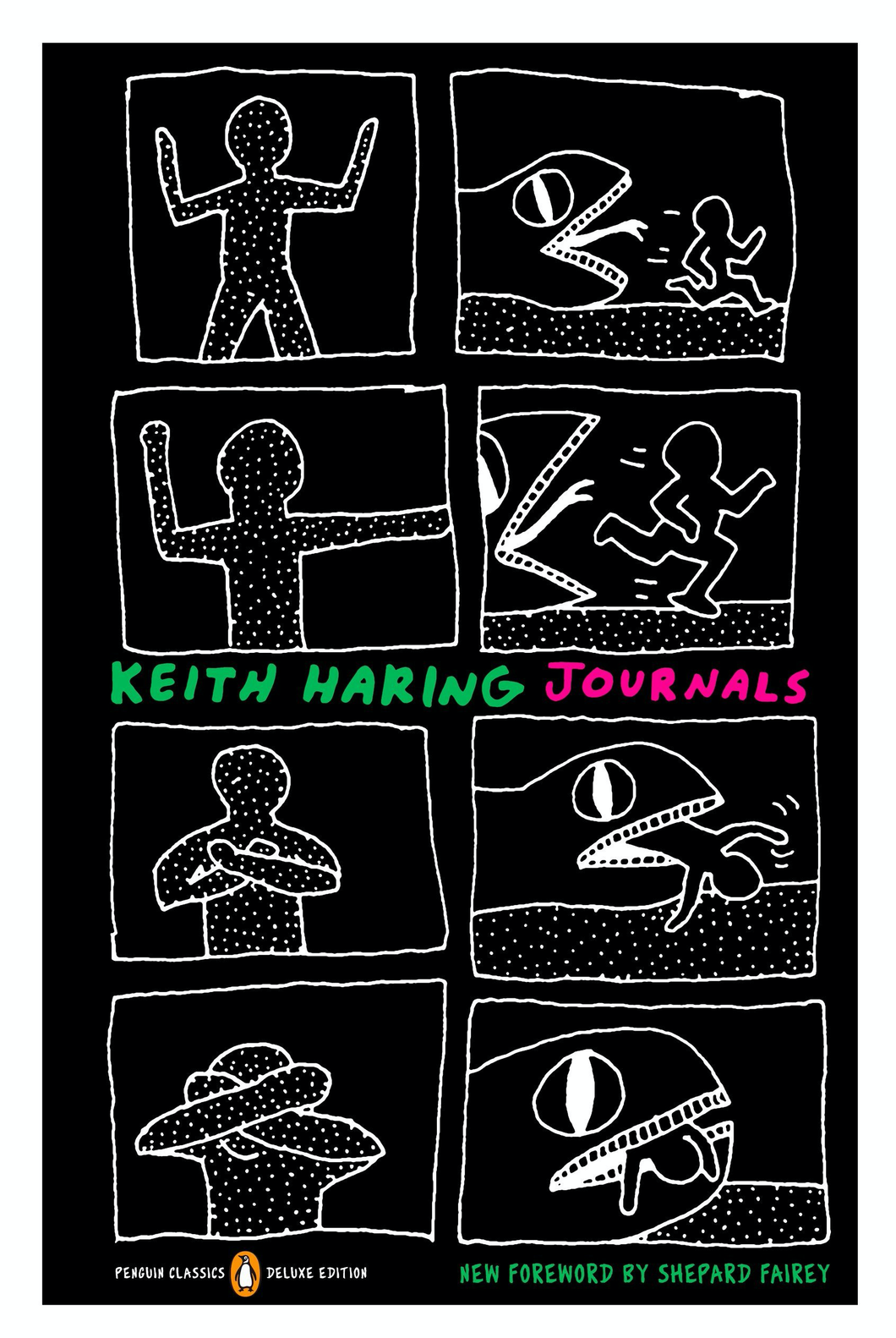 Penguin Classics Keith Haring Journal