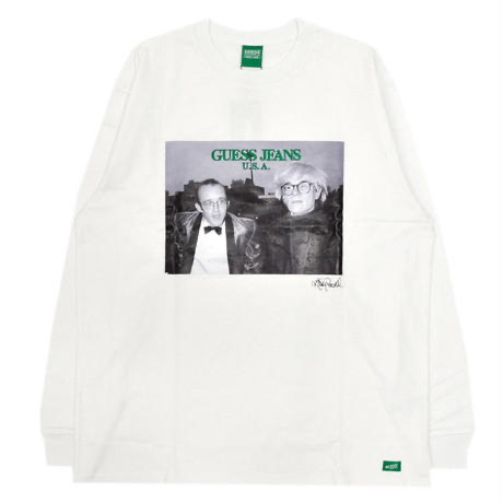 Keith & Andy Long Sleeve Tshirt