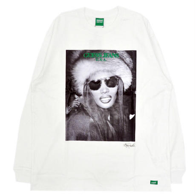 Grace Jones Long Sleeve Tshirt