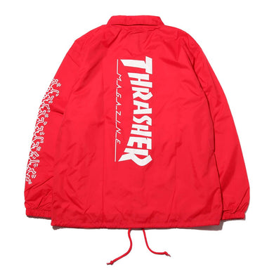 Thrasher THKH NCJ19 Coach Jacket