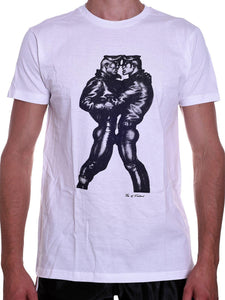 Tom of Finland SM Leather Duo Tee