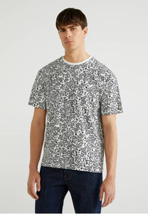 Benetton Keith Haring T-shirt Multi