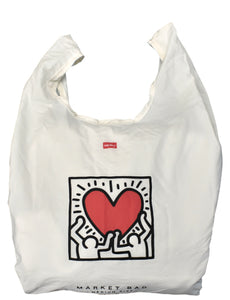 Keith Haring Market Eco Bag Size M