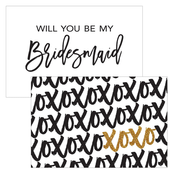 Will you be my Bridesmaid Tags-Rectangular