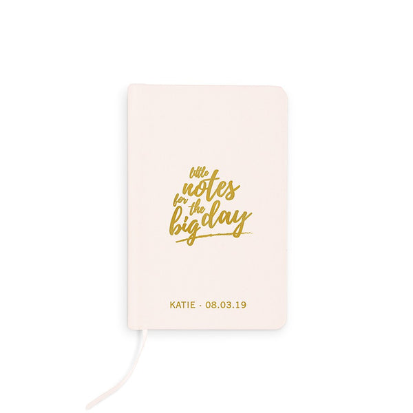Personalized Little Notes Journal