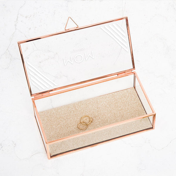 Mom Personalized Jewelry Box