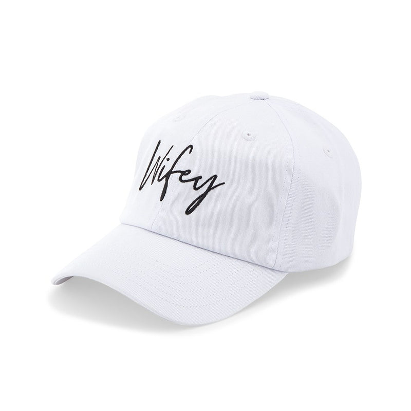 Wifey Embroidered Hat