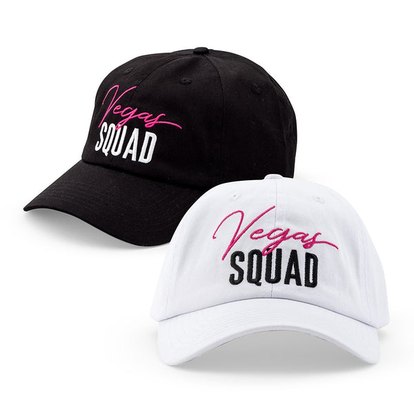 Vegas Squad Embroidered Hat