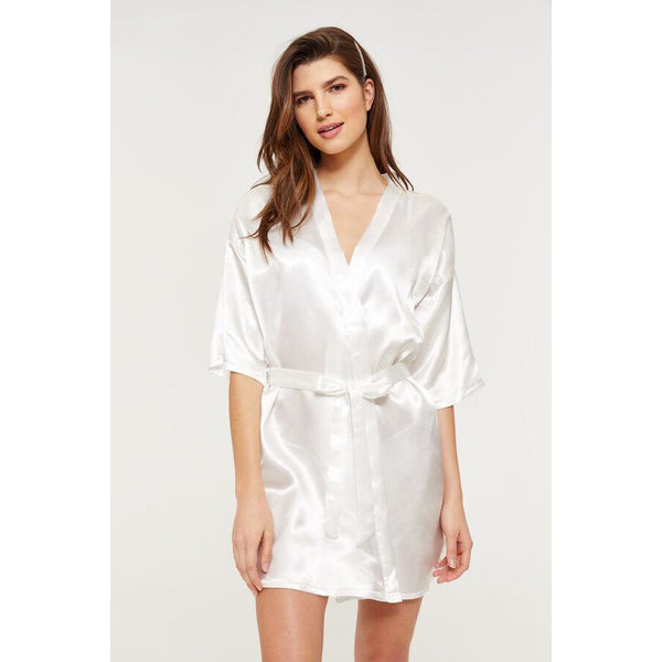 Aria Bride Satin Robe