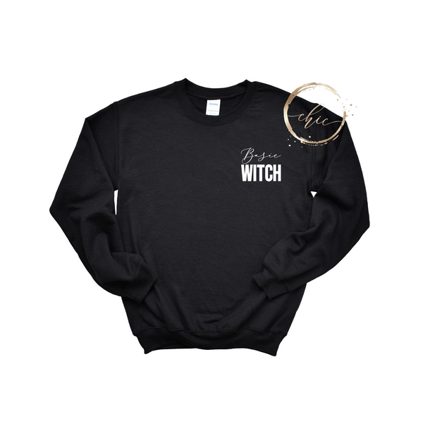 Basic Witch Crewneck