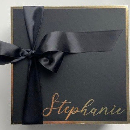Lux Gift Box-Black