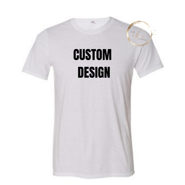 Custom Design Men T-Shirt