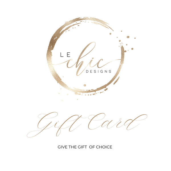 Le Chic Gift Card