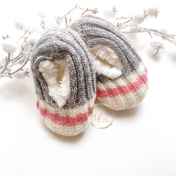Baby Knit Slippers