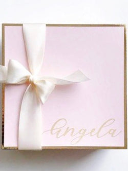 Lux Gift Box-Pink