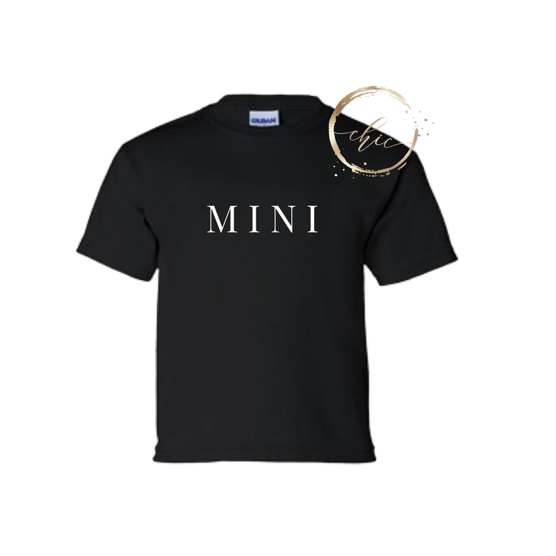 Mini Kids T-Shirt