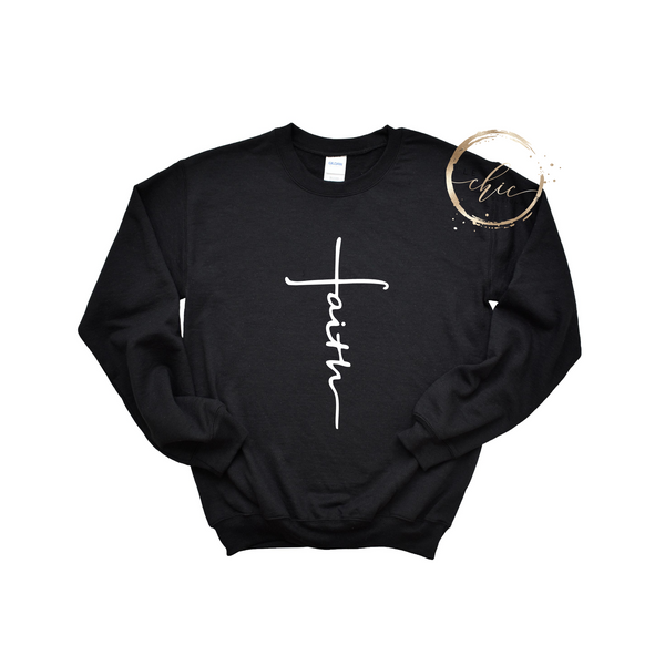 Faith Crewneck