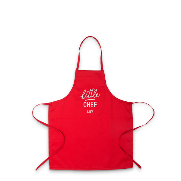 Kid's Custom Chef Apron - Little Chef