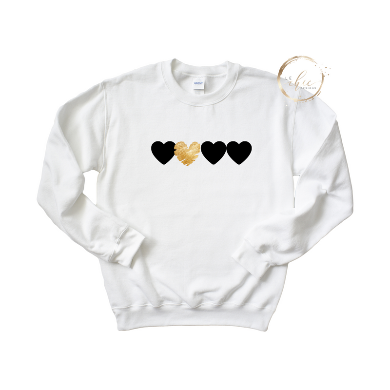 Chic Love Crewneck