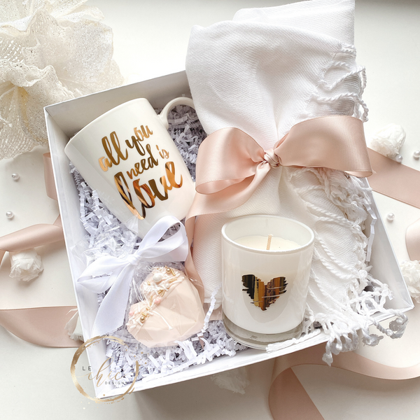 Oh so Cozy Valentine's Gift Box