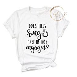 Does this ring T-Shirt