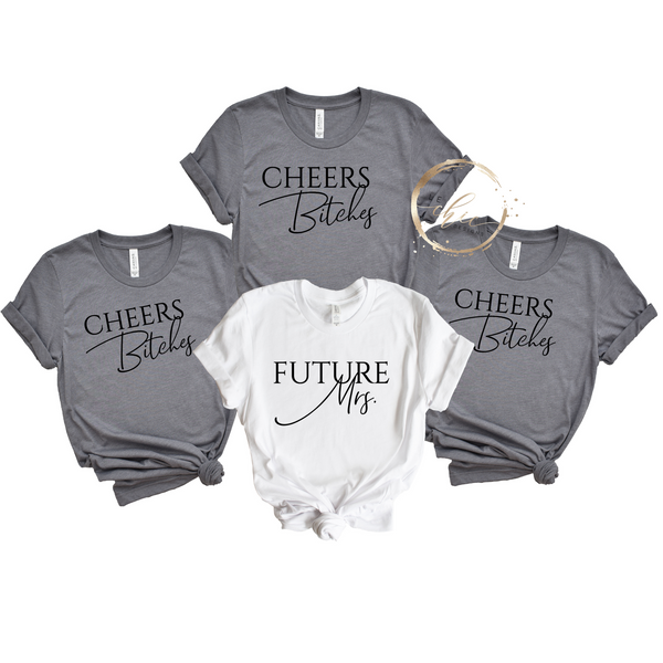Future Mrs Bridal Party Bundle