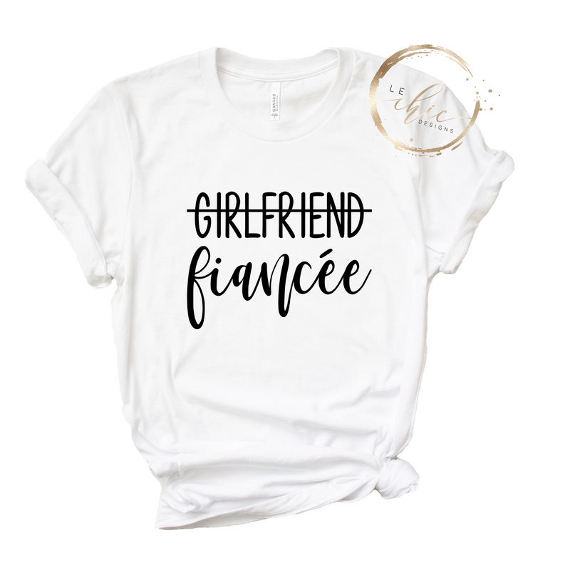 Girlfriend/Fiancee T-Shirt