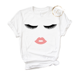 Lash & Lips T-Shirt