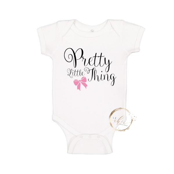 Pretty Little Thing Onesie