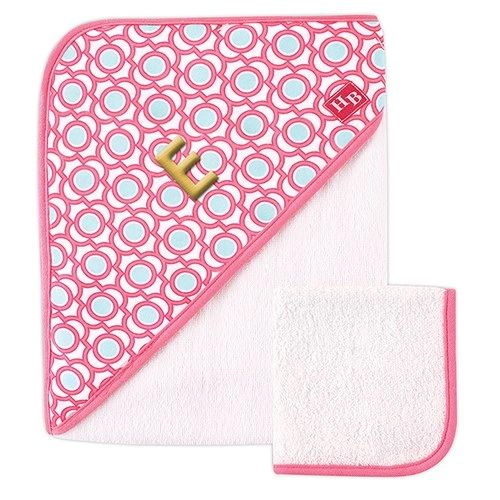 Hooded Baby Towel Set
