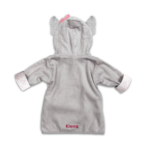 Elephant Hooded Bathrobe