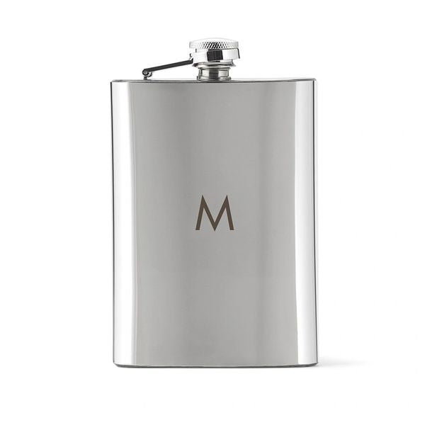 Stainless Steel Engraved Flask
