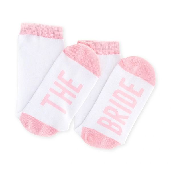 The Bride Socks