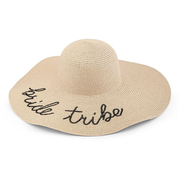 Hello Sunshine Floppy Beach Hat