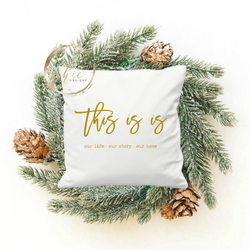 This is us decorative Pillow