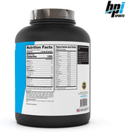BPI Sports, ISO HD, 100% Pure Isolate Protein, Cookies and Cream