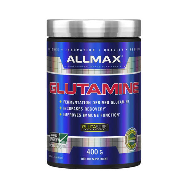 ALLMAX Nutrition Glutamine Powder 400 G
