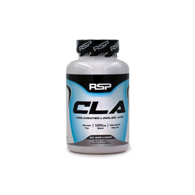 RSP NUTRITION,  CLA 1000 MG 90 CAPSULES