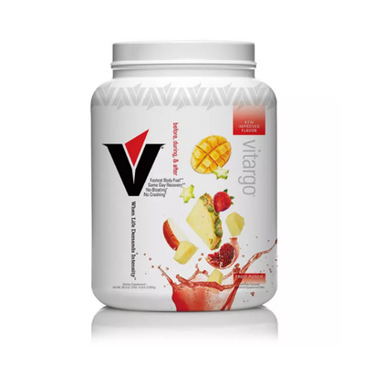 Vitargo, Fastest Body Fuel, Fruit Punch, 4 LBS 4.8 oz (1.951 KG)