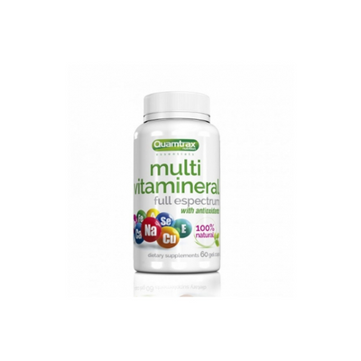 Multi Vitamineral 60 SOFTGELS CAPSULES