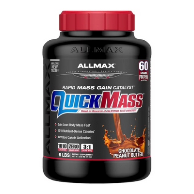 ALLMAX Nutrition, QuickMass, Rapid Mass Gain Catalyst, Chocolate