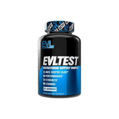 Evlution Nutrition EVL TEST, 120 Tablets