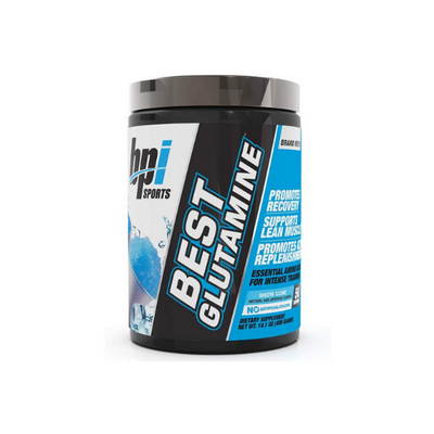 BPI Sports, Best Glutamine, Snow Cone