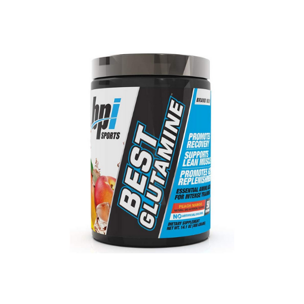 BPI Sports, Best Glutamine, PEACH MANGO