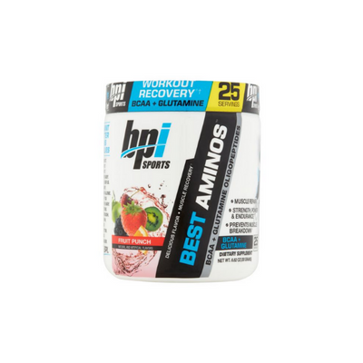 BPI Sports, Best Aminos, Fruit Punch