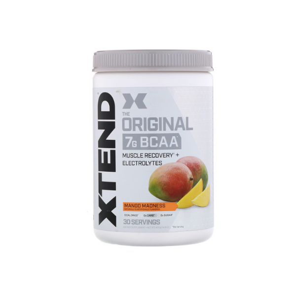Scivation, Xtend, The Original BCAA, Mango Madness