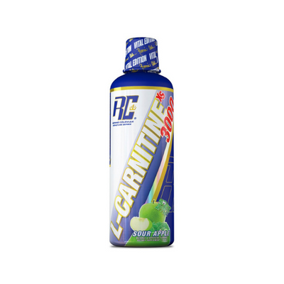 RONNIE COLEMAN L-CARNITINE SOUR APPLE 16 OZ (473 ML)