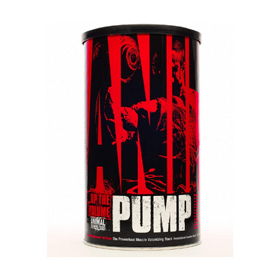 Universal Nutrition, Animal Pump, Preworkout Muscle Volumizing Stack, 30 Packs