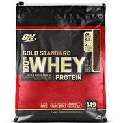 Optimum Nutrition, Gold Standard 100% Whey, Double Rich Chocolate, 10 lb (4.54 kg)